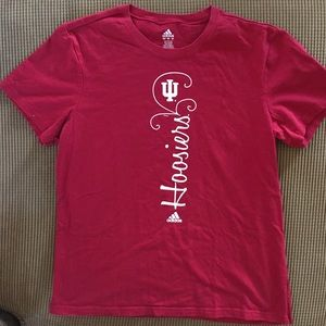 Women's Indiana University T-shirt size medium